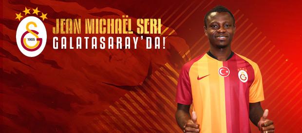 Jean Michaël Seri Galatasaray'da