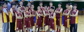 Galatasaray Junior Lig'de de Şampiyon