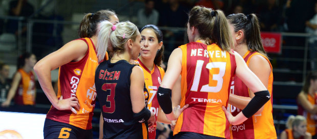 Maça doğru | Galatasaray HDI Sigorta - Beşiktaş