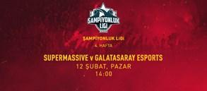 Maça Doğru | SuperMassive - Galatasaray Esports