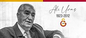 Ali Uras'ı özlemle anıyoruz