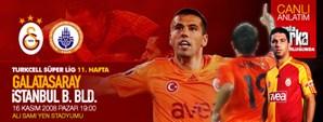 Maça Doğru: Galatasaray - İstanbul B.B.