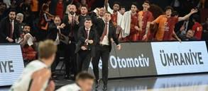 Galatasaray Doğa Sigorta 91-80 Unicaja Malaga
