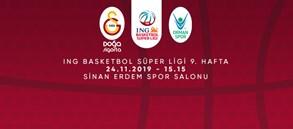 Maça Doğru | Galatasaray Doğa Sigorta - OGM Ormanspor