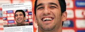 Arda Turan UEFA.com'a Konuştu