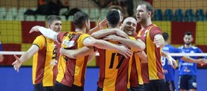 Galatasaray HDI Sigorta 3-0 C.S. Municipal Arcada GALATI