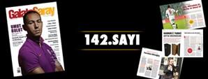 Galatasaray Dergisi'nin 142. Sayısı Yayında