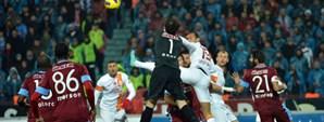 Trabzonspor 0 – 0 Galatasaray