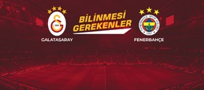 Opta Facts | Galatasaray - Fenerbahçe