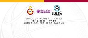 Maça doğru | Galatasaray – Lulea BBK
