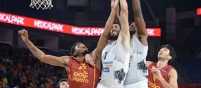Galatasaray Doğa Sigorta 76 - 81 Dolomiti Energia Trento