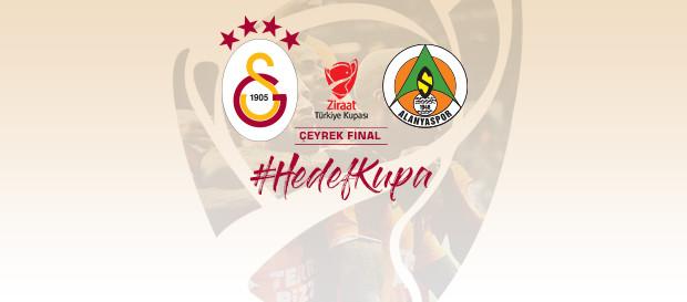 Türkiye Kupası'nda rakip Alanyaspor!
