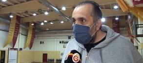 Tekerlekli Sandalye Basketbol Takımımızın Başantrenörü Sedat İncesu'dan açıklamalar