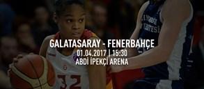 Maça doğru | Galatasaray – Fenerbahçe