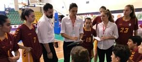 Galatasaray Gelişim 85-53 Yalova VIP Gençlik