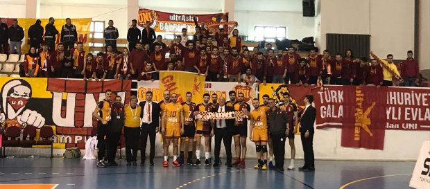 Gümüşhane Torul Gençlik 0-3 Galatasaray HDI Sigorta