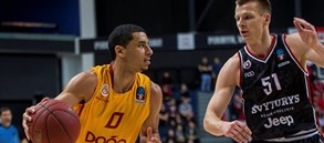 Galatasaray Doğa Sigorta out of 7DAYS EuroCup