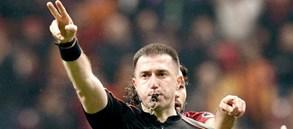 Atiker Konyaspor maçının hakemi Hüseyin Göçek