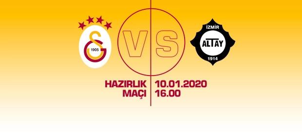 Galatasaray - Altay