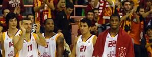Maça Doğru: Galatasaray Cafe Crown – KK Buducnost