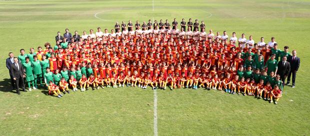 2018 Galatasaray Futbol Akademisi Seçmeleri Başladı!