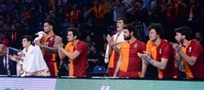 Maça doğru | Türk Telekom – Galatasaray