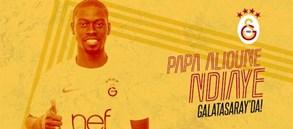 Ndiaye Galatasaray'da