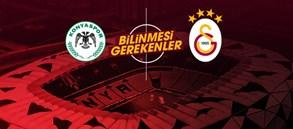 Opta Facts | İH Konyaspor - Galatasaray