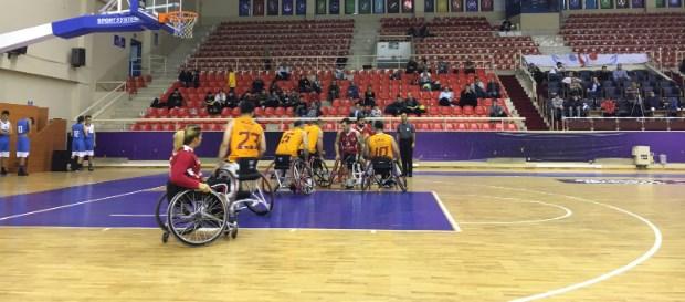 Galatasaray 65-45 Gazişehir Gaziantep