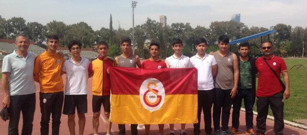 U16 Atletizm takımımız finalde