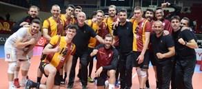 Galatasaray HDI Sigorta 3-1 Dukla Liberec