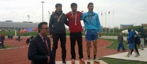 Mehmet Nesim Öner Türkiye Şampiyonu