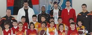 Galatasaray Basketbol Okulları 30 Okul Hedefine İlerliyor