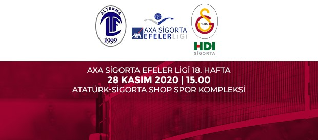 Maça Doğru   Altekma - Galatasaray HDI Sigorta