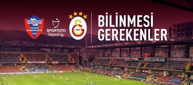 OPTA FACTS   Kardemir Karabükspor – Galatasaray