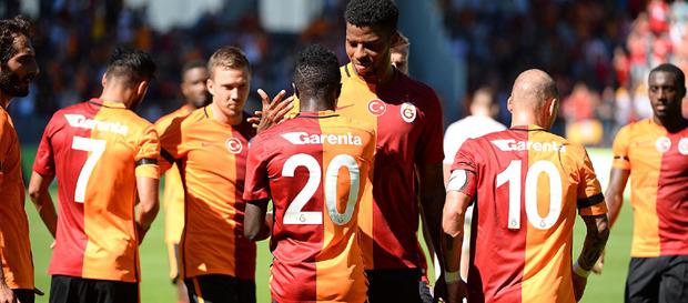 Uhrencup | Galatasaray 3-0 FC Zürich