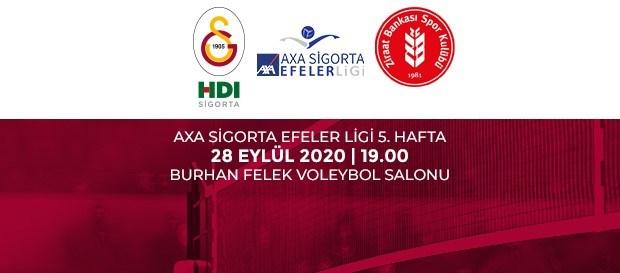 Maça Doğru | Galatasaray HDI Sigorta - Ziraat Bankkart
