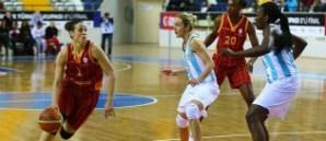 BOTAŞ 55-51 Galatasaray Odeabank