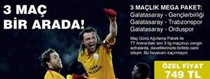 Maç Günü Ağırlama Paketlerinde Mega Fırsat