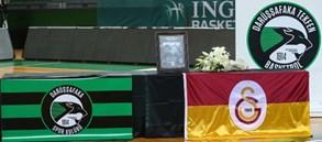 Yalçın Granit anısına Darüşşafaka Spor Kulübü tarafından tören düzenlendi