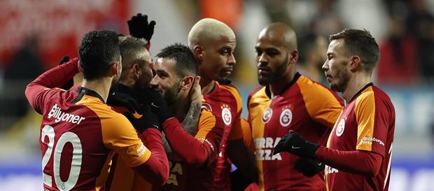 Maça Doğru | Galatasaray - Btc Turk Yeni Malatyaspor