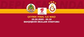 Maça Doğru   Aytemiz Alanyaspor - Galatasaray