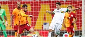Galatasaray 1-2 Aytemiz Alanyaspor