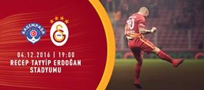 Maça doğru | Kasımpaşa – Galatasaray