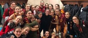U15 Kız | Galatasaray 86-36 Beşiktaş