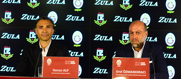 Galatasaray ve InGame Group iş birliği anlaşması imzaladı