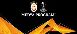 Hajduk Split maçı medya programı