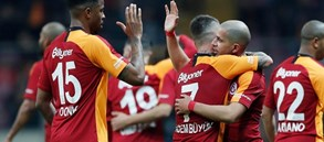 Galatasaray 4-1 HES Kablo Kayserispor