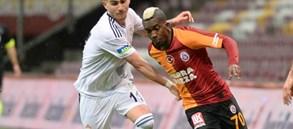 Galatasaray 0-0 Beşiktaş