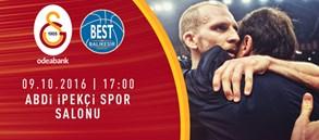 Maça Doğru | Galatasaray Odeabank – Best Balıkesir